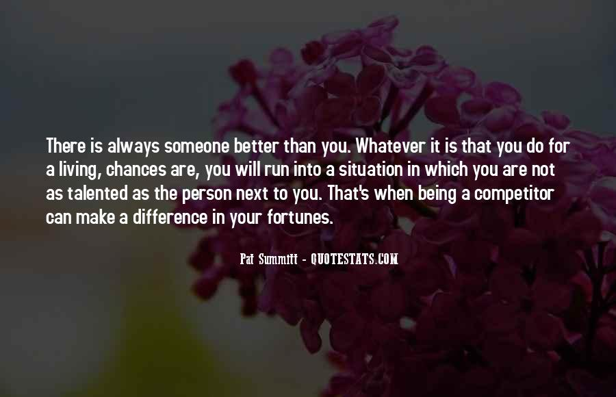 Can Do Better Quotes #165595