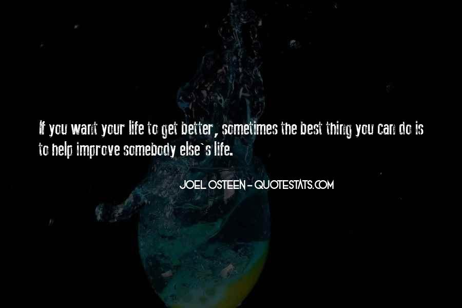 Can Do Better Quotes #30817