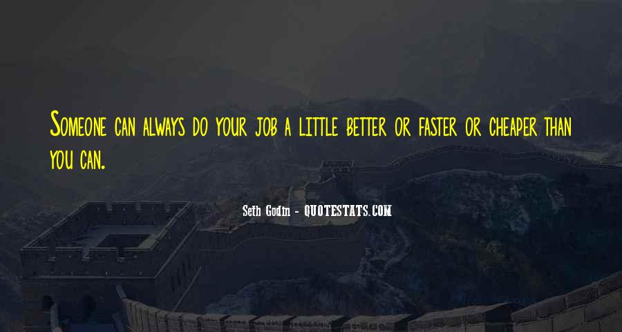 Can Do Better Quotes #49630