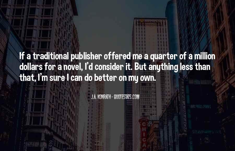 Can Do Better Quotes #90993