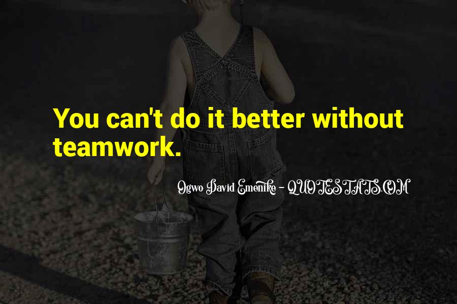 Can Do Better Without You Quotes #707792