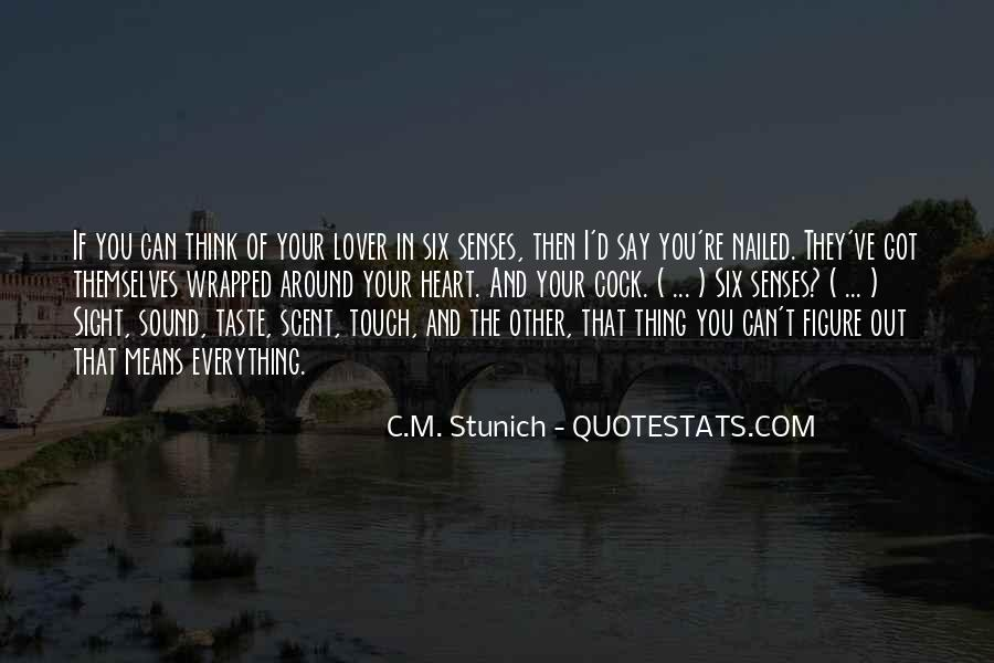 Can I Taste You Quotes #1060054