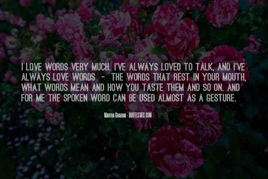 Can I Taste You Quotes #1262414