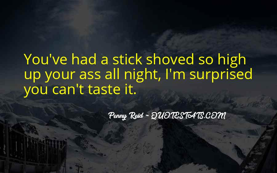 Can I Taste You Quotes #1337333