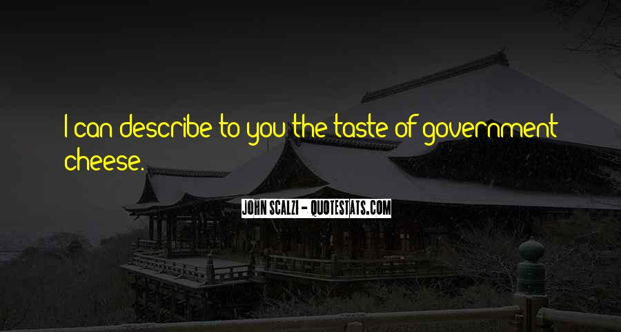 Can I Taste You Quotes #592603