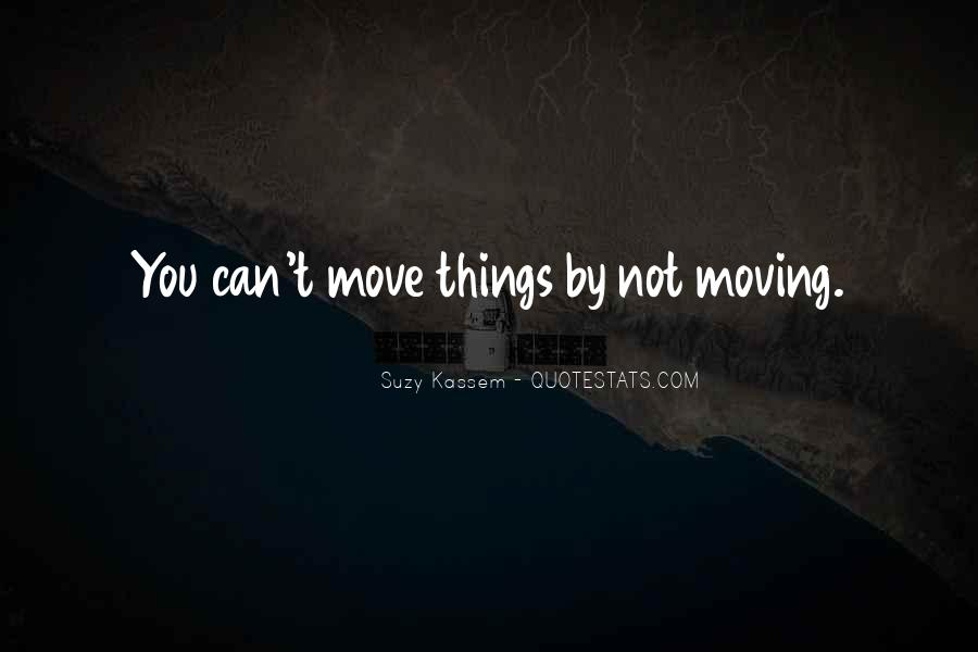 Can Not Move On Quotes #1108112