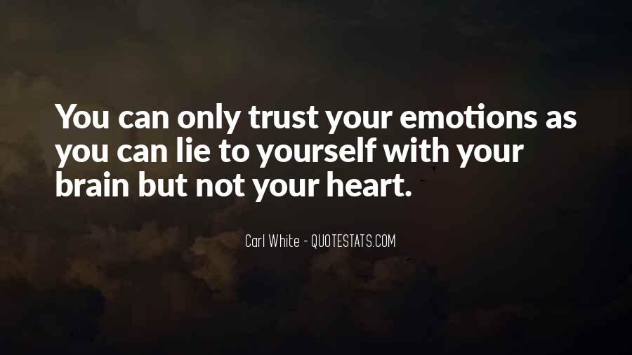 Can Not Trust Quotes #104745