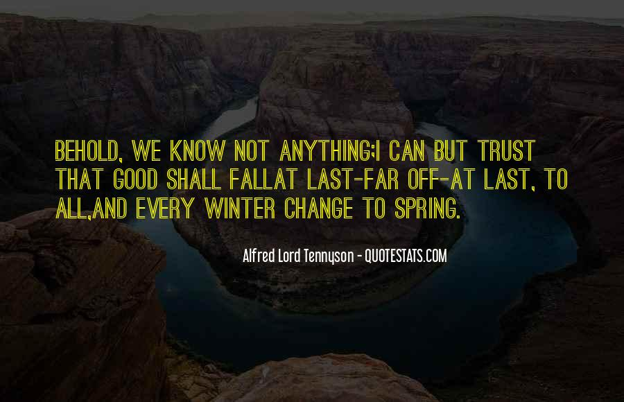 Can Not Trust Quotes #115200
