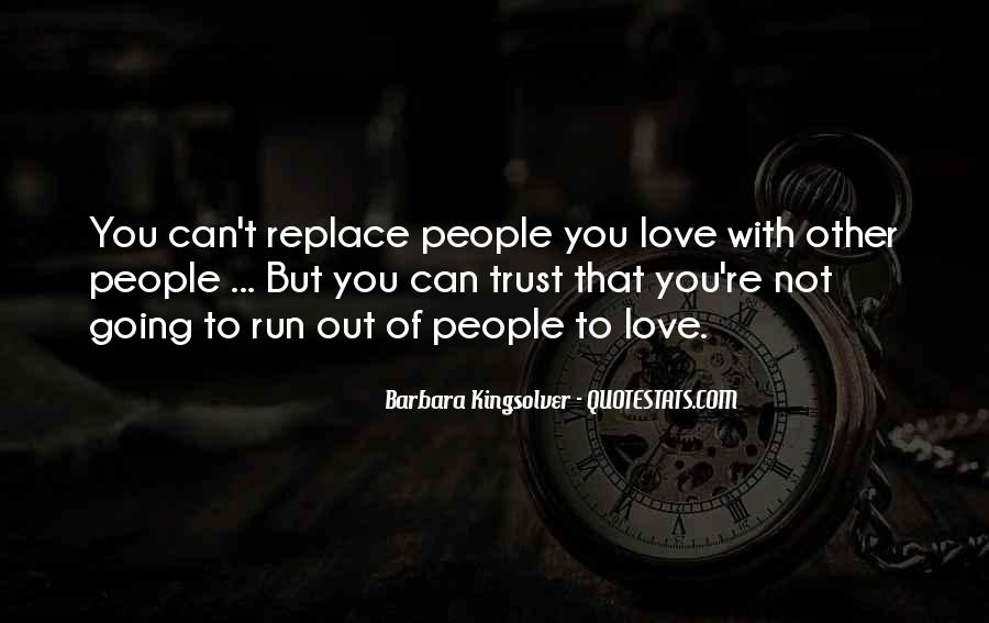 Can Not Trust Quotes #232305