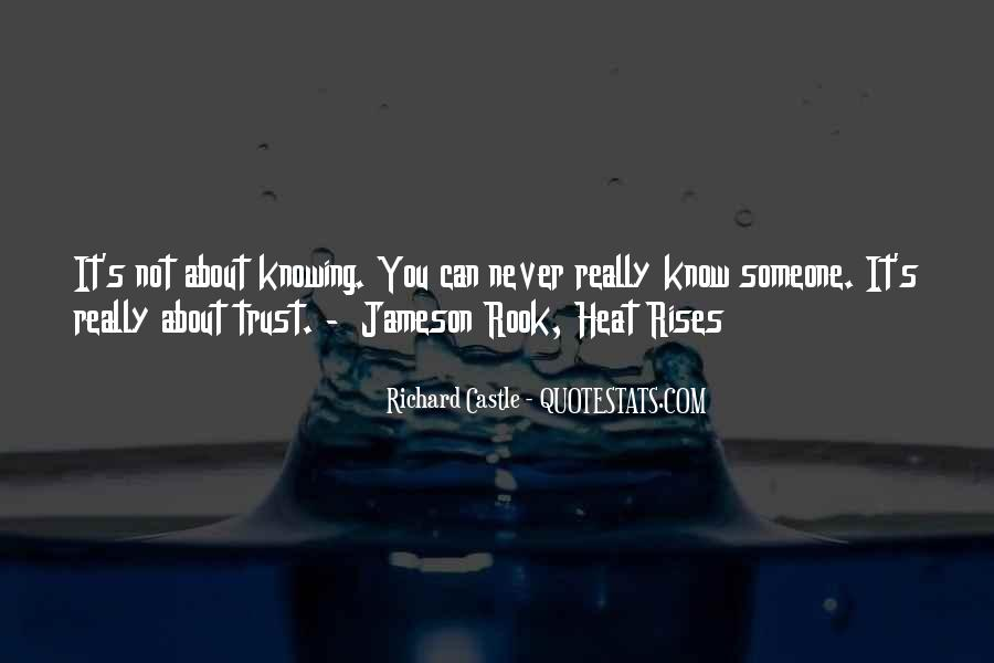 Can Not Trust Quotes #447815