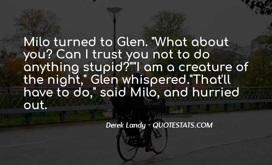 Can Not Trust Quotes #451403
