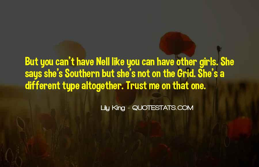 Can Not Trust Quotes #64194