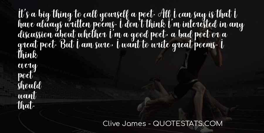 Can Poems Have Quotes #1290187