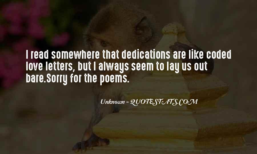 Can Poems Have Quotes #14509