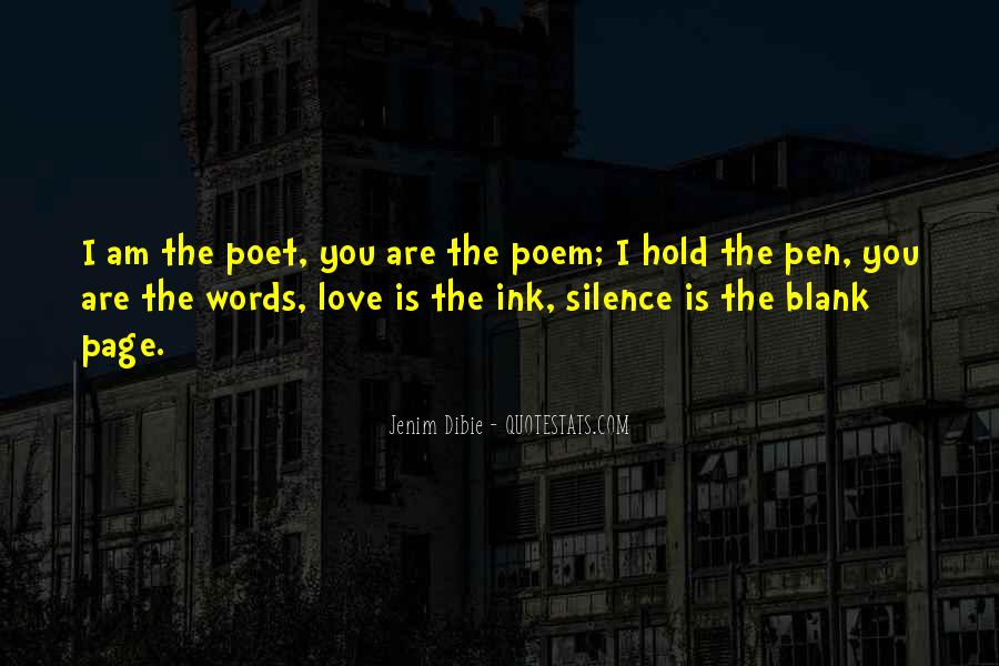 Can Poems Have Quotes #29124