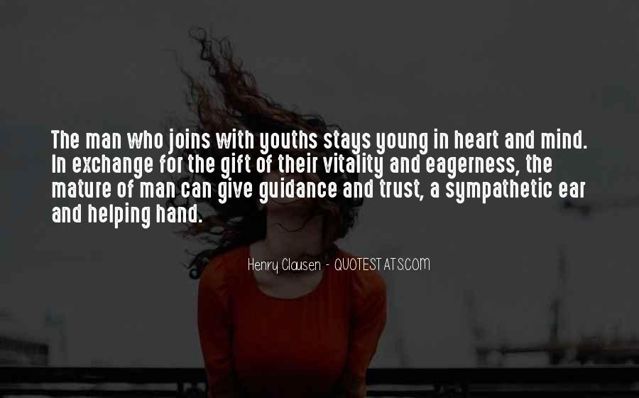 Can Trust A Man Quotes #1874968