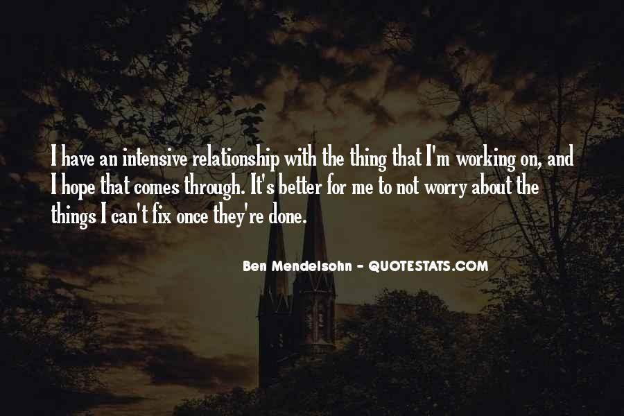 Can We Fix This Relationship Quotes #1567278