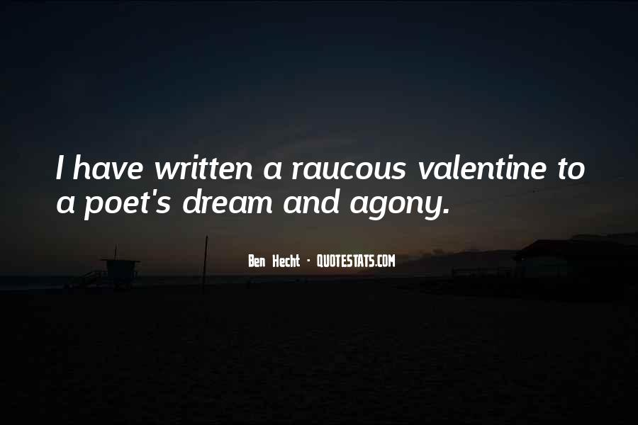 Can You Be My Valentine Quotes #26351