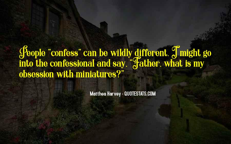 Can't Confess Quotes #582564