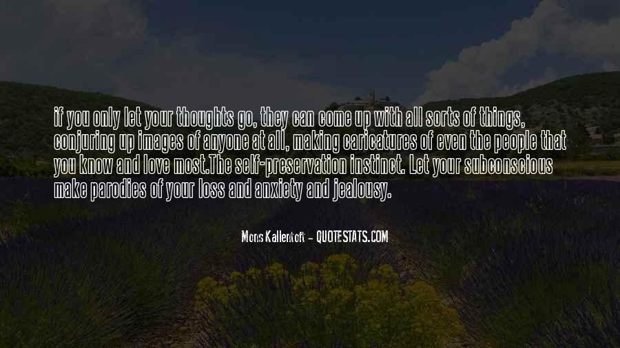 Can't Let You Go Love Quotes #1232884