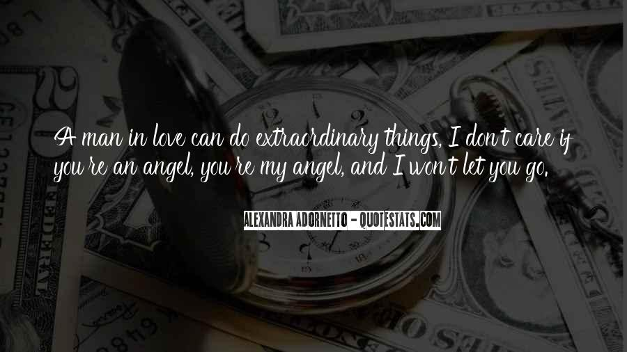 Can't Let You Go Love Quotes #1678608