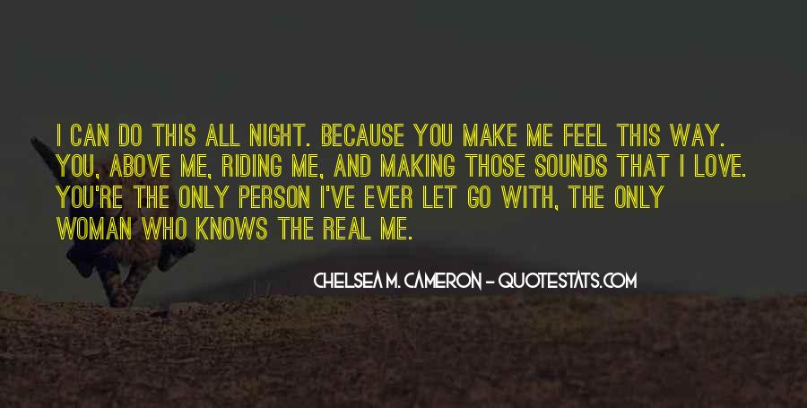 Can't Let You Go Love Quotes #1768753