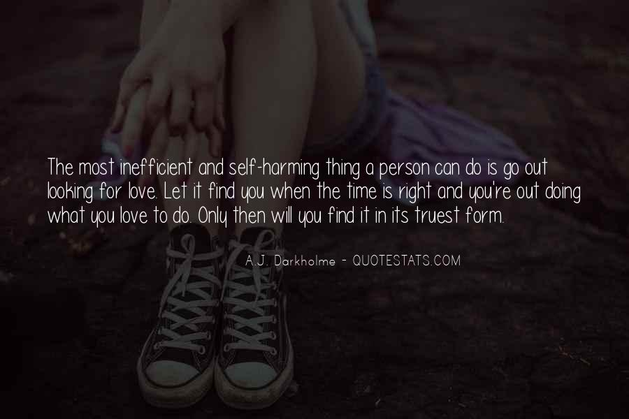 Can't Let You Go Love Quotes #1849458