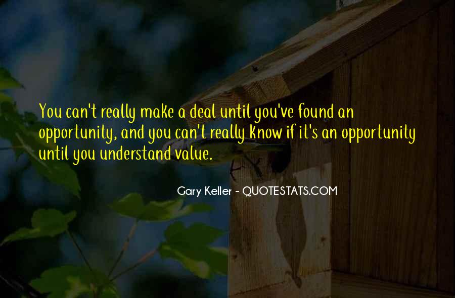 Can't Make You Understand Quotes #521464