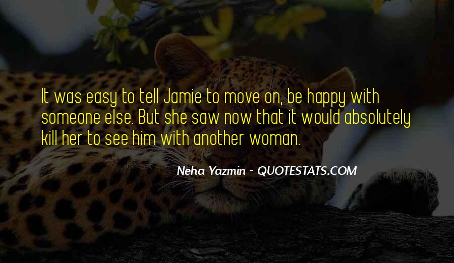 Can't Move On Love Quotes #22764