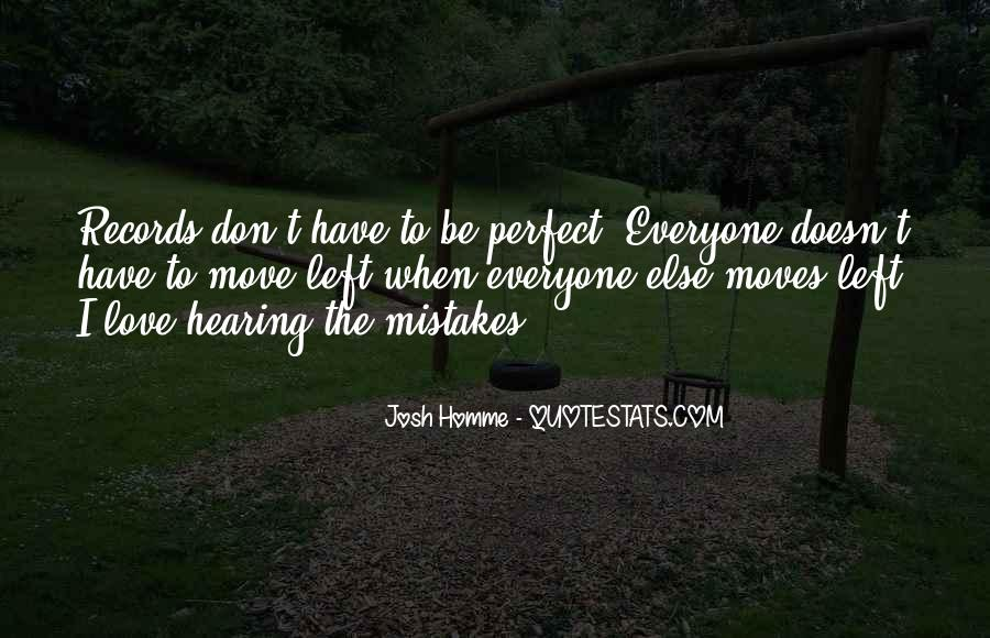 Can't Move On Love Quotes #239999