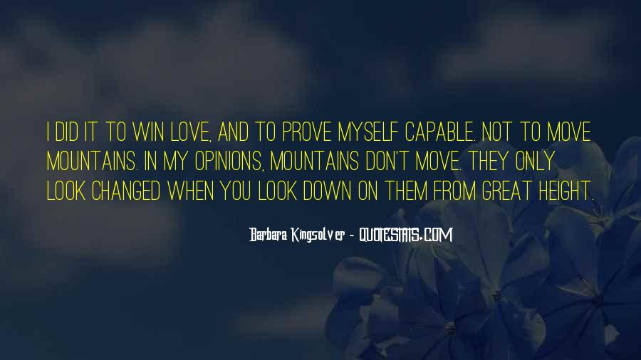 Can't Move On Love Quotes #281824