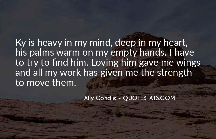 Can't Move On Love Quotes #286359
