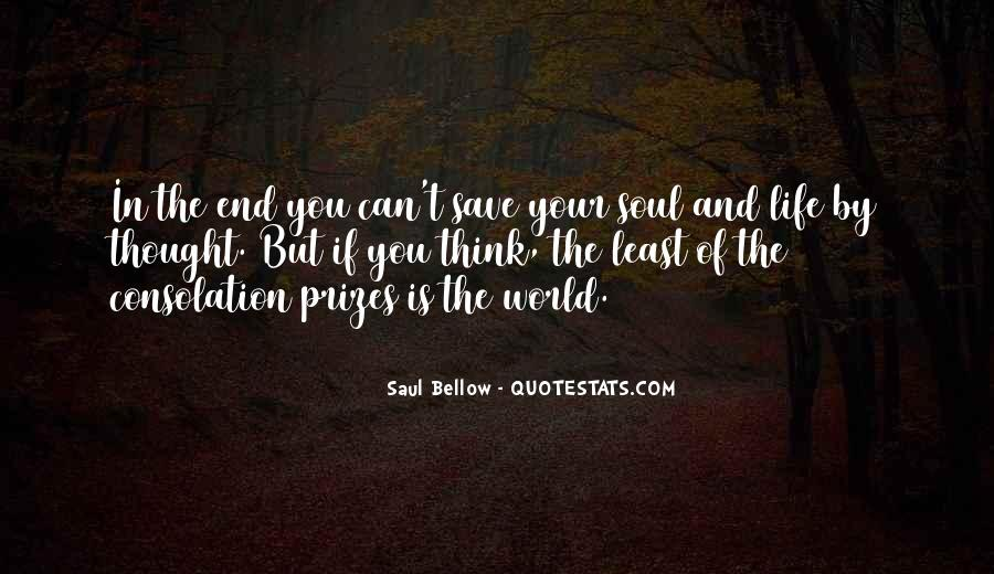 Can't Save The World Quotes #1100380