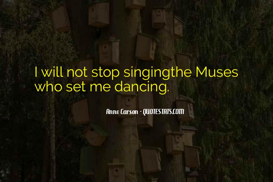 Can't Stop Dancing Quotes #1773625