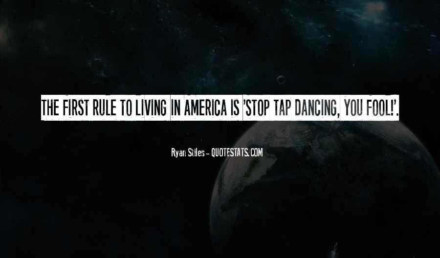 Can't Stop Dancing Quotes #1827658