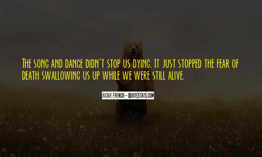 Can't Stop Dancing Quotes #471857