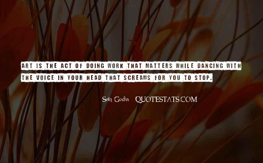 Can't Stop Dancing Quotes #887744