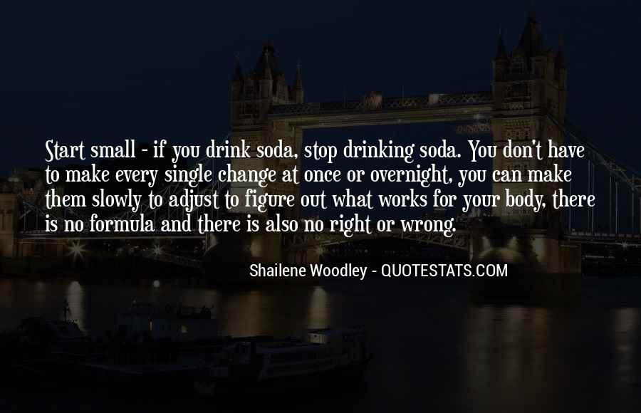 Can't Stop Drinking Quotes #1063453