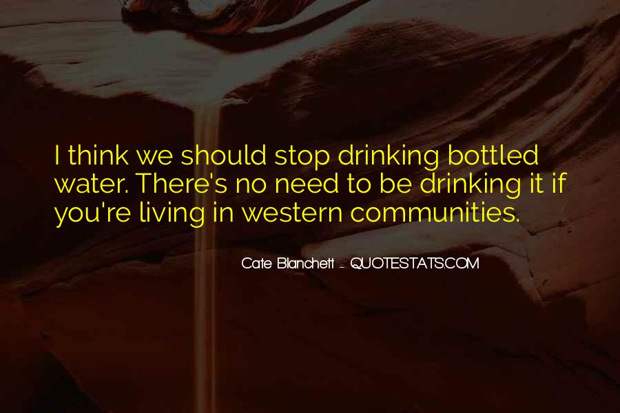 Can't Stop Drinking Quotes #442182