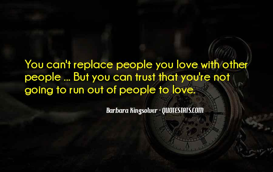 Can't Trust You Quotes #232305