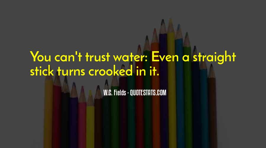 Can't Trust You Quotes #356737