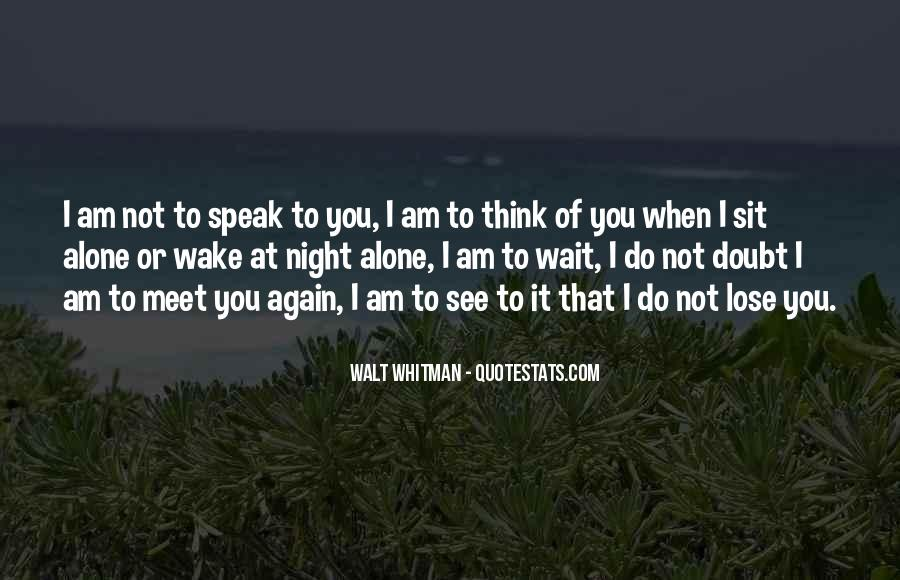 Can't Wait Till I See You Again Quotes #809717