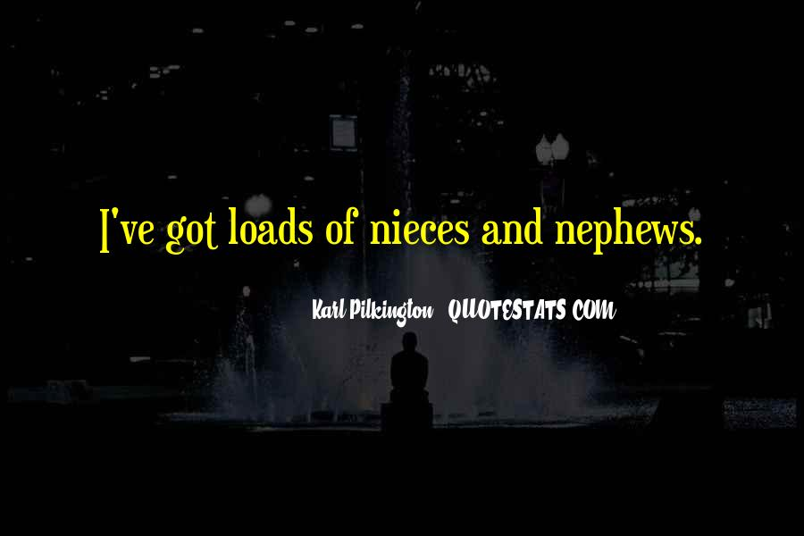 Quotes About Loads #401915