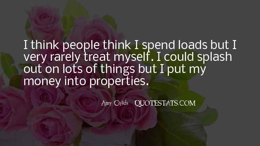 Quotes About Loads #419160