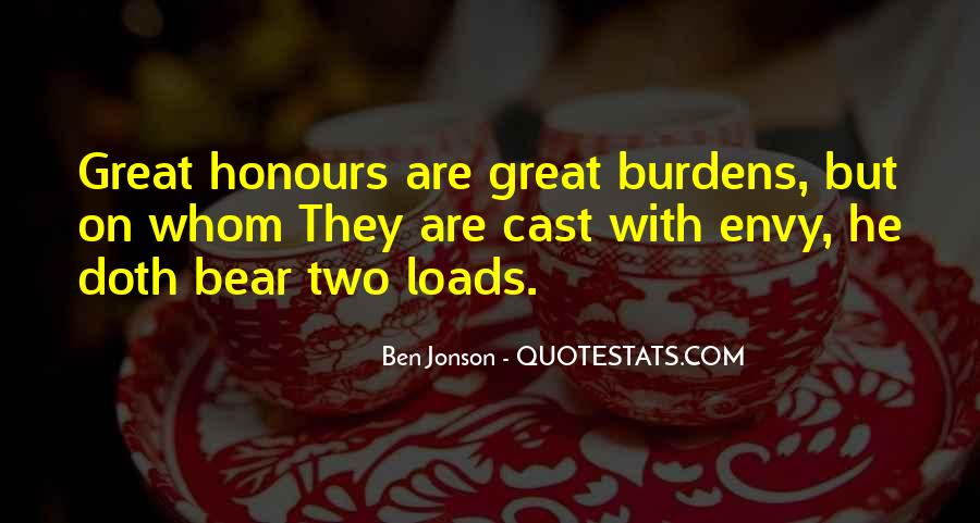 Quotes About Loads #426149