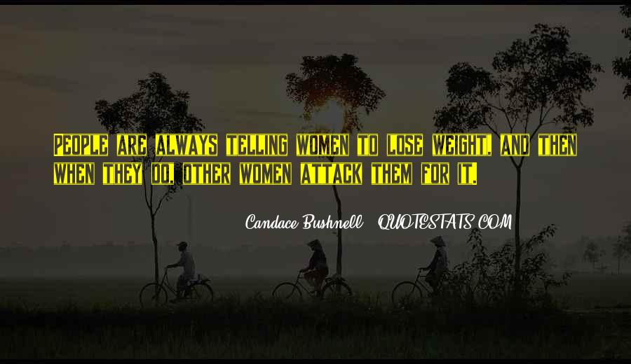 Candace Bushnell Book Quotes #333275