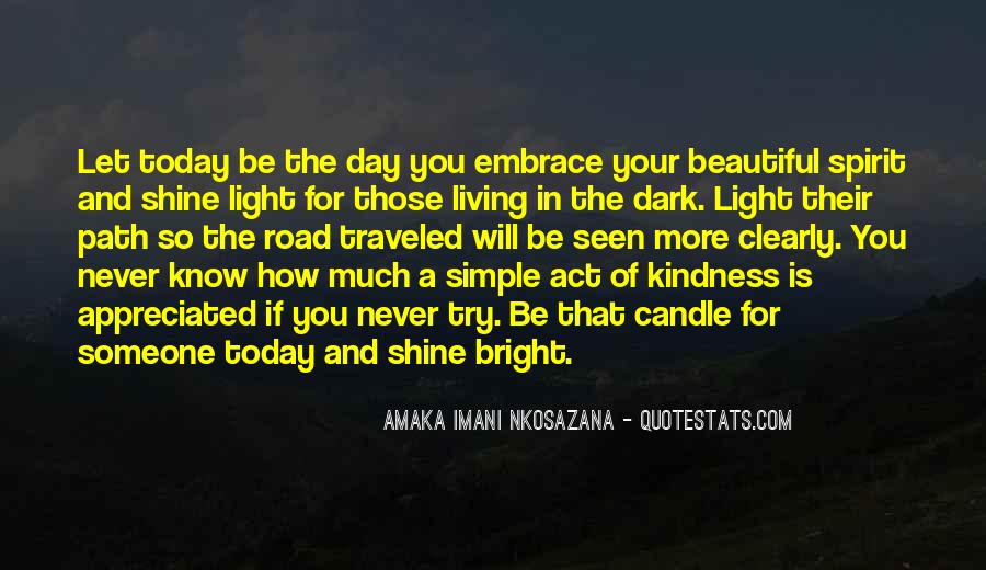 Candle Light Life Quotes #1852115