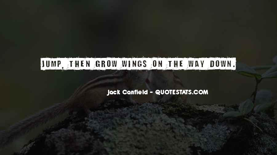 Canfield Quotes #114781
