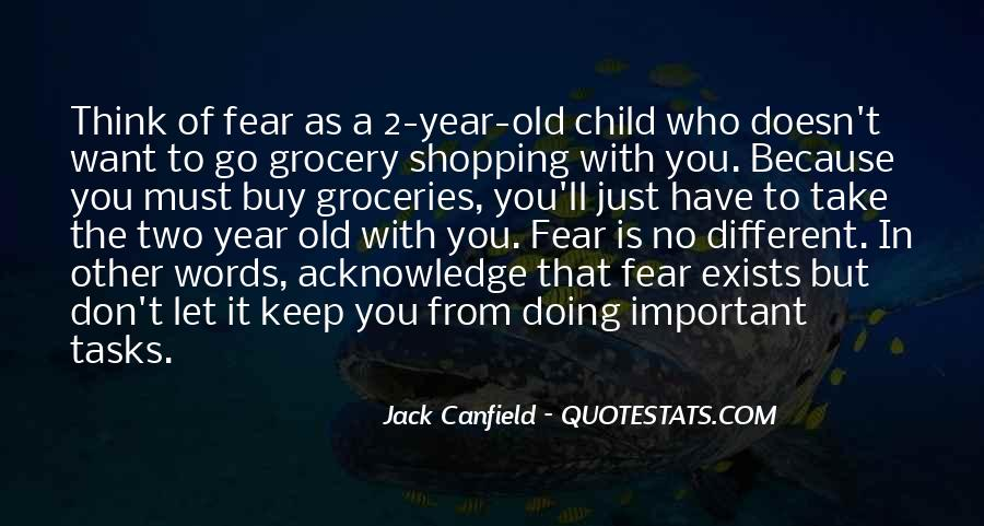 Canfield Quotes #204241