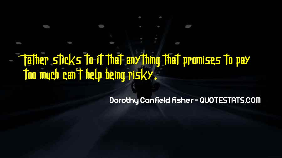 Canfield Quotes #208456